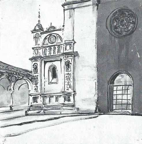 Noakowski Stanisław Italia fantastica