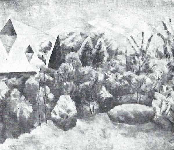 Jacek Mierzejewski Ogród w Zakopanem