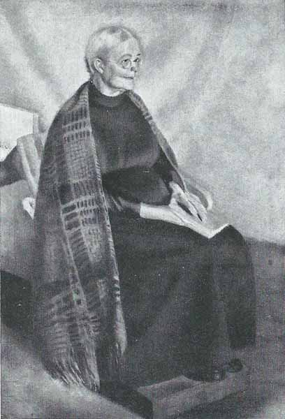 Jacek Mierzejewski Portret P. B.
