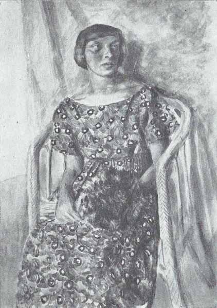 Jacek Mierzejewski Portret Pani N. L.