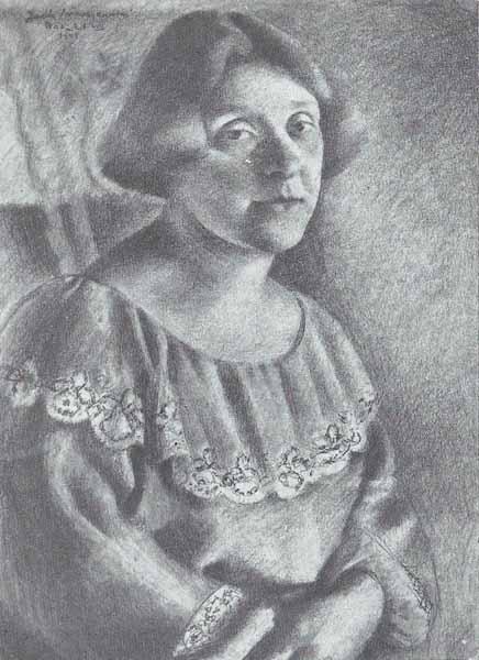 Jacek Mierzejewski Portret Pani R. A..