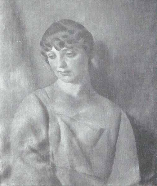 Jacek Mierzejewski Portret Pani W. W.