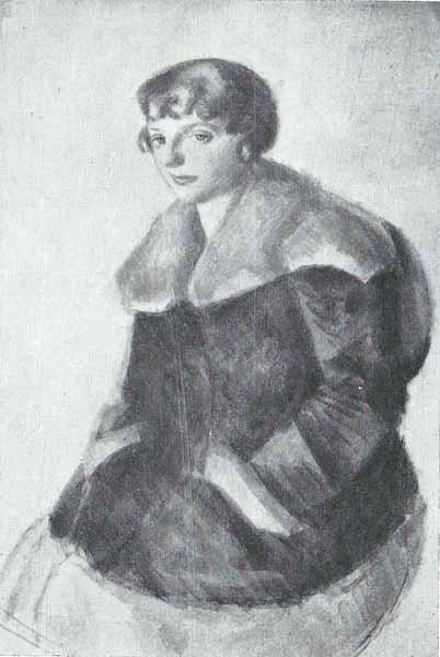 Jacek Mierzejewski Portret Pani W.W.